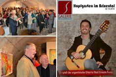 Reiner Schiestl und Pablo Siebel Ausstellung in Hopfgarten, Brixental, Tirol Hopfgarten Im Brixental, Music, Exhibitions, Muziek, Musik, Songs