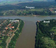 triple frontera Argentina-Brasil-Paraguay