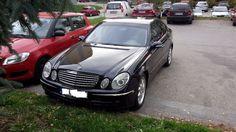 Toto auto Mercedes E trieda    270 znížená cena predám -bymením je celkom zaujímavé