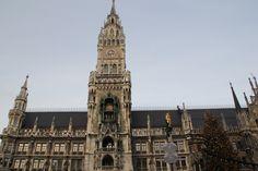 Munich in December