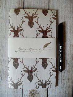 Cuaderno Renos