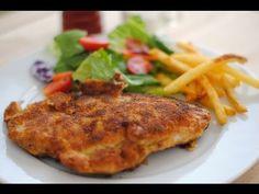 Receta Para Hacer Chuleta Valluna - Cómo Hacer Chuleta de Cerdo - Sweet y Salado - YouTube