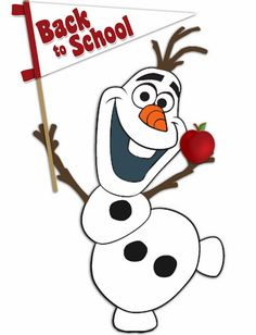 Olaf The Snowman Coloring Pages Frozen Disney, Olaf Frozen, Disney Frozen Olaf, Frozen Hans, Olaf Snowman, Build A Snowman, Snowman From Frozen, Christmas Door, Christmas Crafts