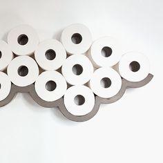 Cloud Toilettenpapier-Regal