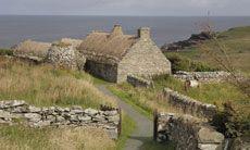Shetland Crofthouse Museum, Shetland Islands Scotland