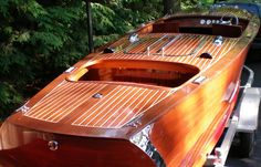 Chris Craft runabout - Google Search