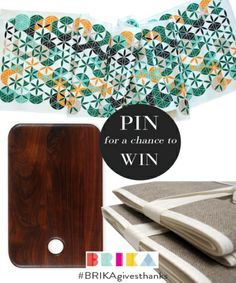 Just re-pin for your chance to win!