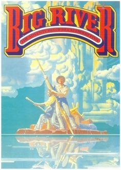 Melbourne - this was one of the first musicals I ever saw!  i've still got the LP soundtrack :)
