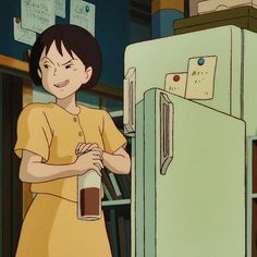 """Studio Ghibli on Instagram: """"📷: Whisper of the heart — What can you remember in this scene? 🧡"""""""