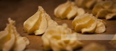 Freshly piped mix to make Viennese Whirls Viennese Whirls, Snack Recipes, Snacks, Chips, Drink, Vegetables, Photography, Food, Snack Mix Recipes