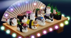 This Week in Cultural Clicks: Sushi Cats, Post-Internet Poetry, and More - The New Yorker