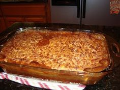 Pecan Cobbler-Oh! So Sweet!