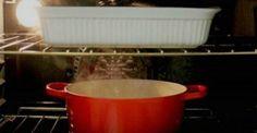 Αυτός Είναι ο Πιο Εύκολος Τρόπος να Καθαρίσετε το Φούρνο σας!