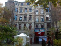 Berlin - Mitte, old style Berlin buildings