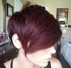 red wine pixie