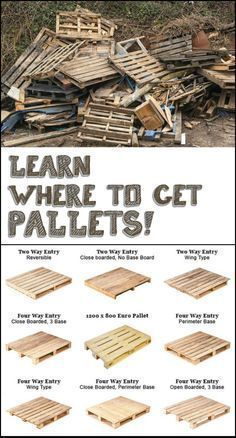 Where To Get Pallets, Diy Pallet Couch, Pallet House, Diy Pallet Table, Pallet Benches, Diy Pallet Kitchen Ideas, Pallet Couch Outdoor, Pallet Bed Frames, Pallet Garden Furniture