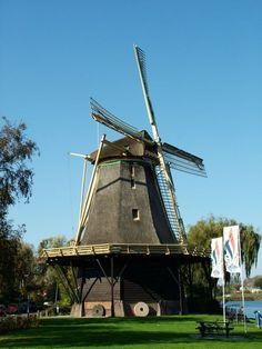 Weesp (Noord Holland ), Nederland.                - Molen / Windmill
