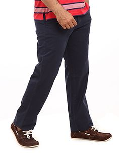 Color Plus Select Casual Wear in Navy color is made from Marrakesh Mile. This casual bottom wear comes along with a pleatless front design and cross pockets. Though basically a casual wear the dark navy color would also help to double it up as a formal wear. Just match it up with any plain formal top and you are bound to make an official statement. The beauty of this bottom wear is that it is tailored to fit comfortably giving that soothing comfort. Be it formal or casual it is sure to make…