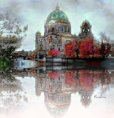 Berlin Cathedral - null