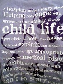 Description of Child Life
