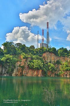 Hindhede Quarry, Singapore