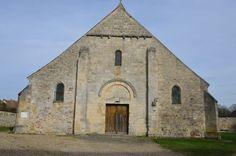 Eglise Saint-Martin te  Cormeilles-en-Vexin (Val-d'Oise 95)