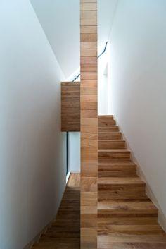 Concrete Slit House