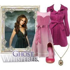 Ghost Whisperer, Melinda Gordon   created by rosie-red.polyvore.com