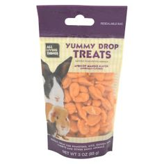 All Living Things™ Yummy Drop Treats for Small Animals - PetSmart
