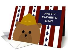 Wish Your All-American U.S. Naval Aviator Dad a Happy Father's Day card