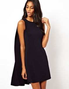 ASOS Cape Dress