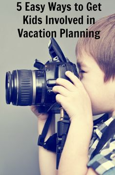 Getting kids involved is perhaps one of the most overlooked ways to begin the educational and transformational benefits of travel for kids BEFORE leaving home.  Here are a few fun and easy ways to get the kids involved in planning a family vacation and kick-start the countless benefits of international travel for children.