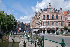 Lier, Belgium jigsaw puzzle in Bridges puzzles on TheJigsawPuzzles.com