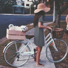 I want one of those bikes!
