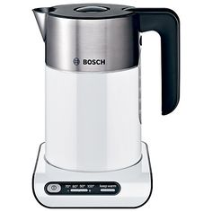 Bosch Styline Kettle comes with an all-important temperature control