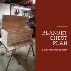 Quick and easy project. Plan calls for oak and oak plywood, but pine can be substituted. Finished project is 47 long by 20 deep by 20 tall. Easy Woodworking Projects, Popular Woodworking, Custom Woodworking, Woodworking Furniture, Fine Woodworking, Easy Projects, Wood Projects, Woodworking Techniques, Woodworking Articles