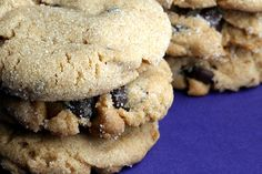 12 days of cookies: peanut butter chocolate chip