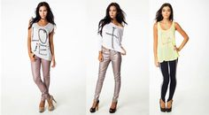 Must-Have Monday: Graphic Tees / YouCeleb.com!  #love #celebritystyles #musthave #onlineshopping