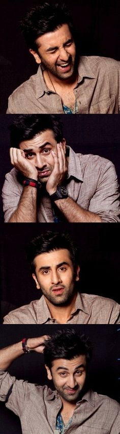 The many faces of Ranbir Kapoor. For stunning videos, click https://www.youtube.com/channel/UCGsmgDhNHAVkyKZlA2LyGXw