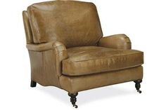 Lee Industries L3477-01 Leather Chair