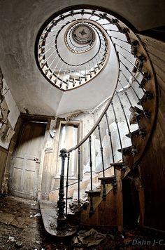 Escalier des chevaliers (by ZerberuZ1)