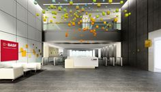 BASF Corporation, North American Corporate Headquarters in New Jersey by Gensler.