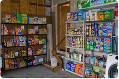 5 Tips For Organizing Your Stockpile