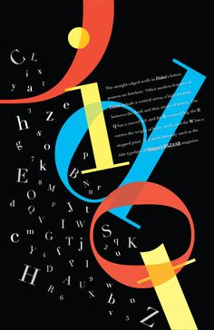 Student Work: Typography - Didot Promo Posters by Magie Brennan, via Behance