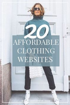 64acfc23f21 20 Affordable Clothing Websites You Didn t Know About - Society19 Basic  Outfits