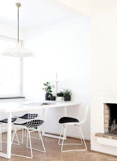 Mi próximo capricho: Bertoia Chair | La Garbatella: blog de decoración de estilo nórdico, DIY, diseño y cosas bonitas.