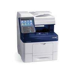 Xerox WorkCentre 6655i Color Laser MultiFunction Printer USB Ethernet 6655I-X