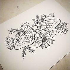 Sternum tattoo <3                                                                                                                                                      More