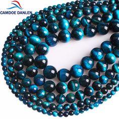 """10 Mm Naturel Natural Indigo lapis lazuli perles rondes 15/"""" AAA"""