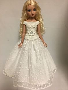 Snow Princess - for Ellowyne Wilde by rrf | Dolls & Bears, Dolls, By Brand, Company, Character | eBay redrosefashions